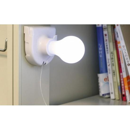 Φορητή-Ασύρματη λάμπα LED με μπαταρίες Stick Up Bulb