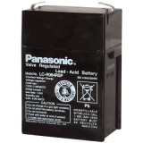 Μπαταρία PANASONIC 6V 4,5Ah