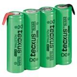 Επαναφορτιζόμενη μπαταρία 4χ ΑΑ ΝΙ - ΜΗ 2100 mAh 4