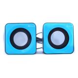 Ηχεία 2,1 Kisonli V310, 2x3W, USB