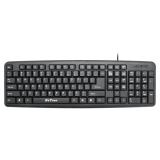 Πληκτρολόγιο DeTech DE6084 Black