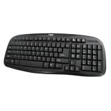 Πληκτρολόγιο USB KB-5131 HVT Black