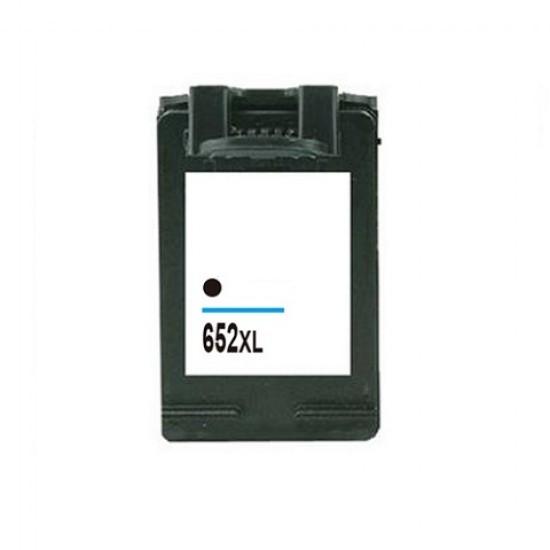 Μελάνι HP 652XL Black Συμβατό