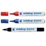 Μαρκαδόρος Ανεξίτηλος  Edding 2000