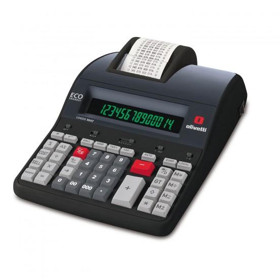 Αριθμομηχανή με χαρτί Olivetti Logos θερμική