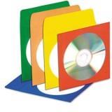 Φακελος Cd-Dvd Χρωματιστά με παράθυρο 100 τεμ.