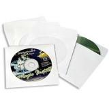 Φακελος Cd-Dvd Λευκός με παράθυρο 100 τεμ.